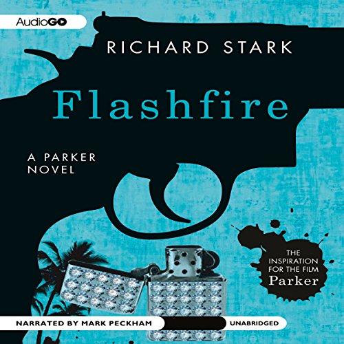 Flashfire audiobook cover art