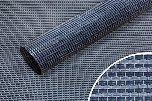 Brunner campingartikelen tapijt Kinetic 600 300x700 cm blauw/grijs