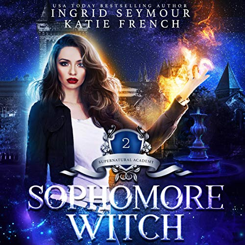 Sophomore Witch cover art