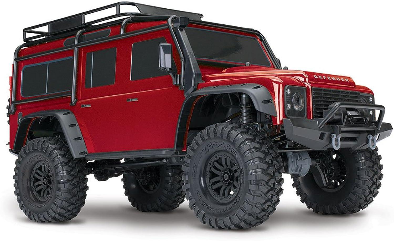 Traxxas TRX4 Land Rover Crawler 1 10 4WD ROT Defender TRX-4