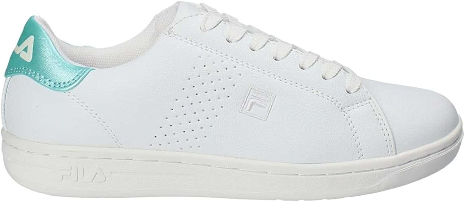 Fila Damen Crosscourt 2 F Low Synthetik Turnschuhe | Sehen