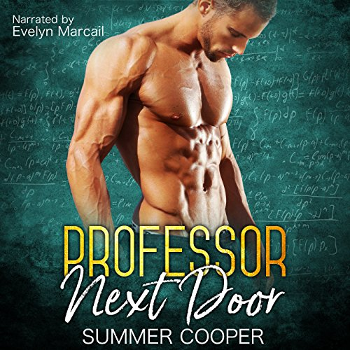 Professor Next Door audiobook cover art