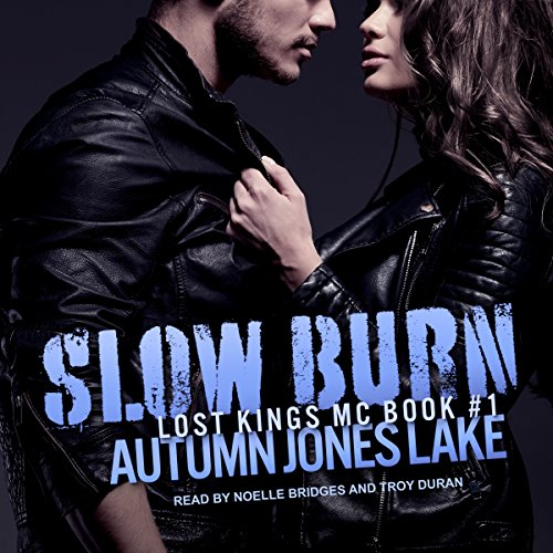 Couverture de Slow Burn