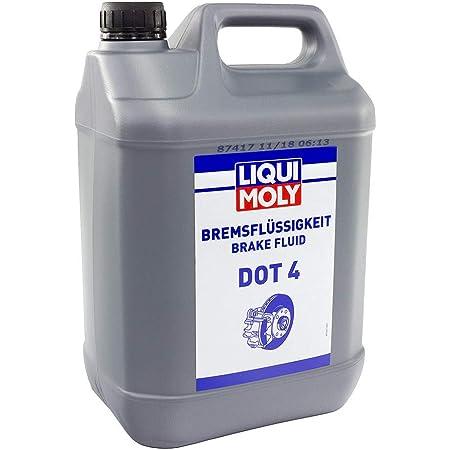Liqui Moly 21158 Bremsflüssigkeit Dot 4 5 L Auto