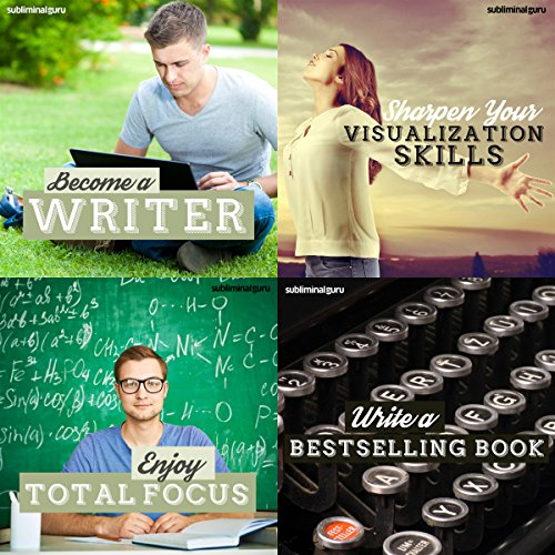 Writing Power Subliminal Messages Bundle audiobook cover art