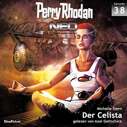 Der Celista     Perry Rhodan NEO 38              Autor:                                                                                                                                 Michelle Stern                               Sprecher:                                                                                                                                 Axel Gottschick                      Spieldauer: 6 Std. und 1 Min.     33 Bewertungen     Gesamt 4,5