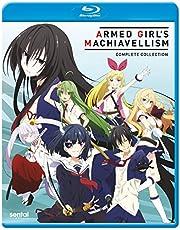 Armed Girl's Machiavellism [Blu-ray]