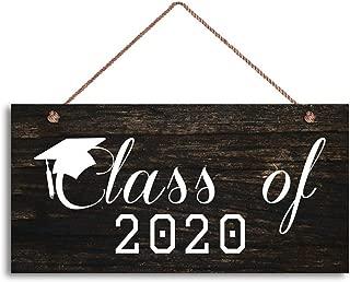 MAIYUAN Class of 2020 Sign, Graduation Sign, Graduation Gift, 5