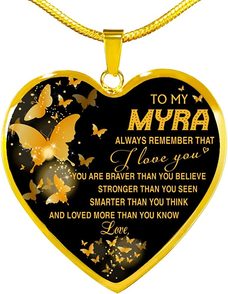 Valentine's Day Gifts for Her Wife Many popular brands to Under blast sales Th Remember Myra Always My