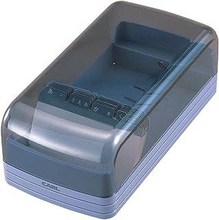 カール事務器 名刺整理箱 600枚 ブルー No.860E-B