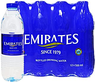 Emirates Drinking Water 500ml, 12-piece (Pack of 1)