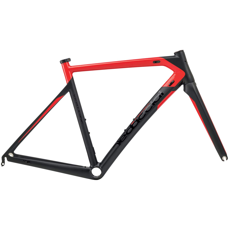 Dedacciai Strada Vertigine - Montura para Bicicleta de Carretera (Talla L), Color Negro y Rojo: Amazon.es: Deportes y aire libre
