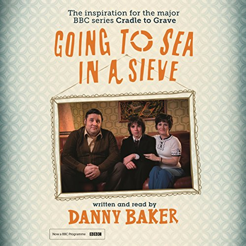 Going to Sea in a Sieve audiobook cover art
