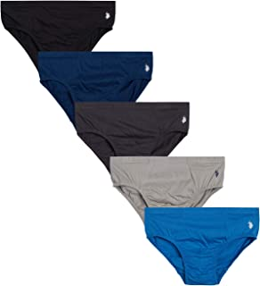 Men's 5-Pack Low Rise Brief