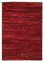 萩原 ラグ ウィルトンラグ 「SHERPA COSY」 レッド 約200X250 長毛 ベルギー製 270056221