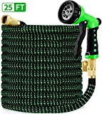 Best 25' Garden Hoses - HBlife 25ft Garden Hose, All New 2020 Expandable Review