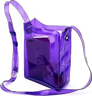 Best purple plastic purse Reviews