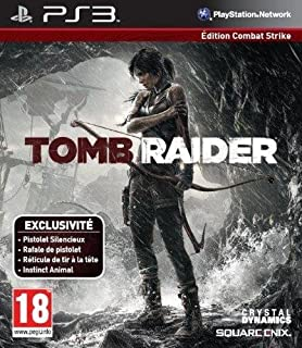 Tomb raider - édition limitée combat strike (B0054QI8MC)   Amazon price tracker / tracking, Amazon price history charts, Amazon price watches, Amazon price drop alerts