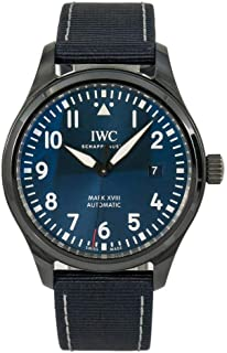 IWC Pilot Automatic-self-Wind Male Watch IW324703 (Certified Pre-Owned)