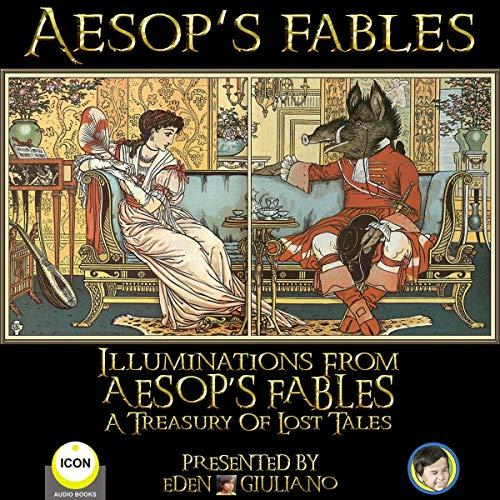 Aesop's Fables: Illuminations from Aesop's Fables cover art
