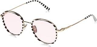 Calvin Klein Round Unisex Sunglasses - Pink lens, CK18101S-199