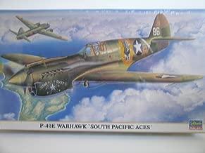 Hasegawa Models---1/48 Scale US WW II P-40E