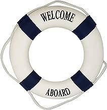 welcome nautical