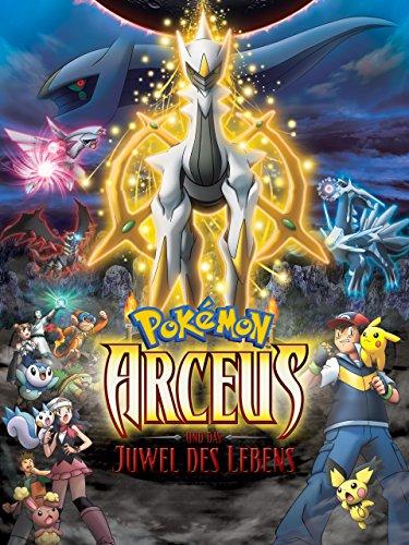 Pokémon: Arceus und das Juwel des Lebens