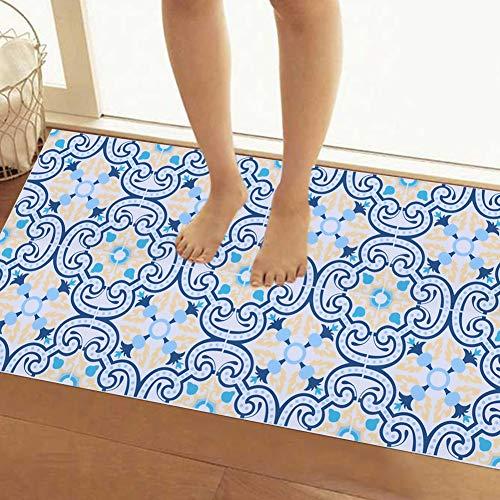 Adhesivo de pared respetuoso con el medio ambiente, resistente al desgaste, autoadhesivo, 10 unidades, para superficie lisa, baño, cocina, decoración del hogar
