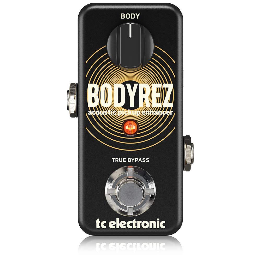 リンク:BodyRez – Acoustic Pickup Enhancer