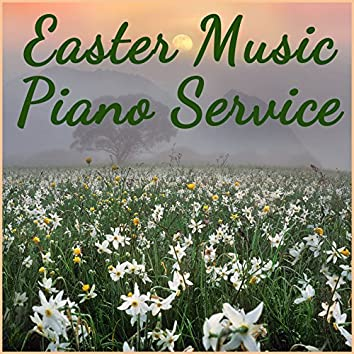 Easter Music Piano Church Service