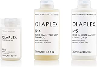 Olaplex No. 3, No. 4, No.5 Bond Maintenance System