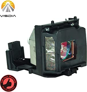 AN-XR30LP Replacement Projector Lamp with Housing for Sharp XR-30S XR-30X XR-40X XR-41X PG-F150X PG-F15X PG-F200X PG-F211X PG-F216X XG-F210 XG-F260X Projectors by Visdia