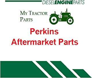 Compatible with Perkins Top Gasket Set PU5LT0355 1103C - 33 DC FG WILSON P24P2S, P26-1S, P26-2S, P26E1S, P27P1, XP24P1S, XP26E1S, XP27P1, P30E1, P30E2, P30P1, P30P2, P33-1, P33-2, P33E1, P33E2, XP30E1