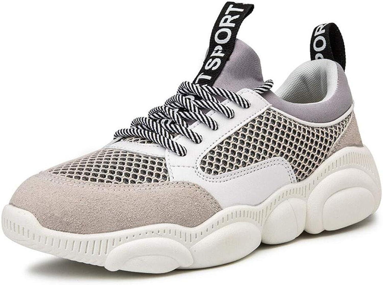 Men Walking Tennis Running shoes Blade Athletic shoes Men's Casual Fashion Sneakers Black White
