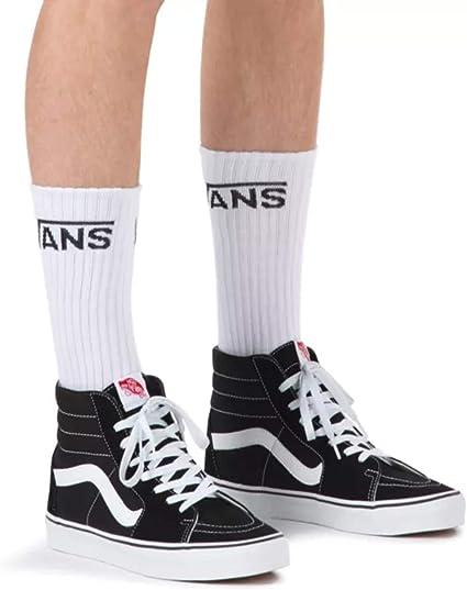 Amazon.com: VANS Classic Crew Socks : Clothing, Shoes & Jewelry