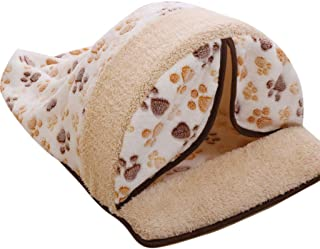 Axiba Outdoor Cat House - Keep Your Cats Warm & Dry - Outdoor cat Houses for Winter -Heated cat Houses for Outdoor Cats - cat Houses for Outdoor Cats