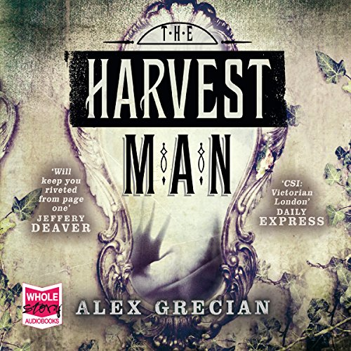 The Harvest Man cover art