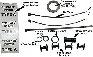 Zeagle BC Repair Kit Accessories