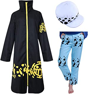 one piece cosplay trafalgar law