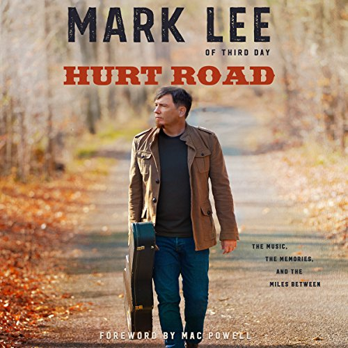 Hurt Road audiobook cover art