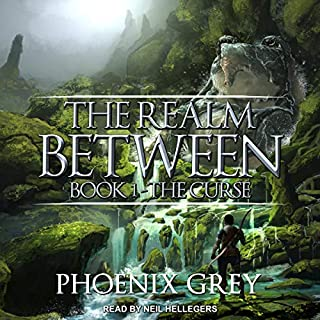 The Curse      The Realm Between, Book 1              By:                                                                                                                                 Phoenix Grey                               Narrated by:                                                                                                                                 Neil Hellegers                      Length: 8 hrs and 28 mins     Not rated yet     Overall 0.0