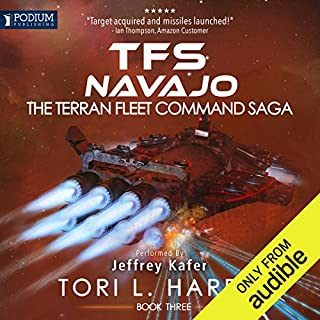 TFS Navajo audiobook cover art