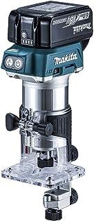 マキタ(Makita) 充電式トリマ 18V6Ah バッテリ・充電器・ケース付 RT50DRG