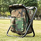 Dratal Lightweight And Durable Folding Camping Chair Outdoor Fishing Chair Bag Folding Camping Stool...