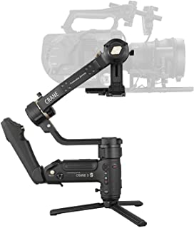 ZHIYUN Crane 3S Smartsling Kit [Official] 3-Axis Handheld Gimbal Stabilizer for DSLR Cameras and Camcorder (with Smartslin...