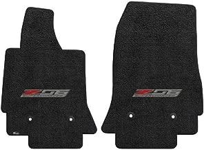 Fits 2014-2018 C7 Corvette Z06 Floor Mats - Lloyds Mats : Black