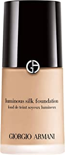 GIORGIO-ARMANI Luminous Silk Foundation 30 ml. # 3.5 - light to medium with warm undertone