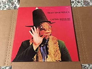 Captain Beefheart & His Magic Band - Trout Mask Replica - Warner Bros. Records, Reprise Records - 2MS 2027 NM/VG+ 2LP