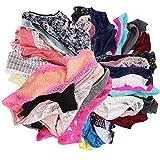 UWOCEKA Womens Underwear,Varity of Panties Pack Boyshorts Briefs Assorted 12 Pack, Large